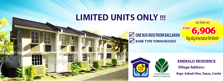 emerald-residence-pag-ibig-rent-to-own-houses-sale-tanza-cavite-facade