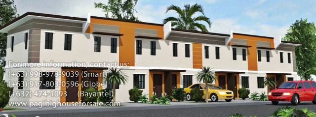 liora homes amora model pag ibig rent to own houses for