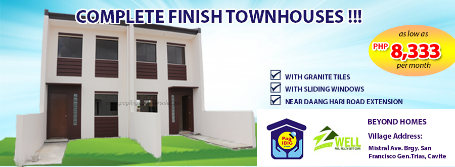 beyond homes banner