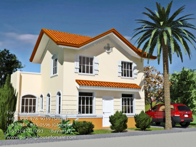 giardino residences alessia model cheap houses for sale