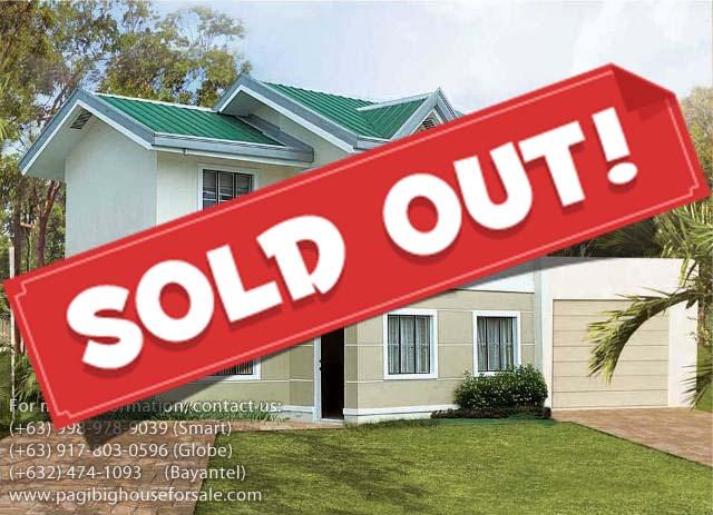 Covina Villas Vittoria Model – Cheap Houses for Sale Imus Cavite
