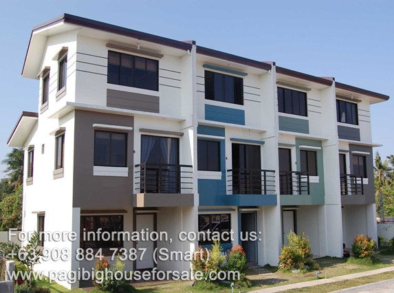La terraza pag ibig rent to own houses for sale imus for Rent a house la