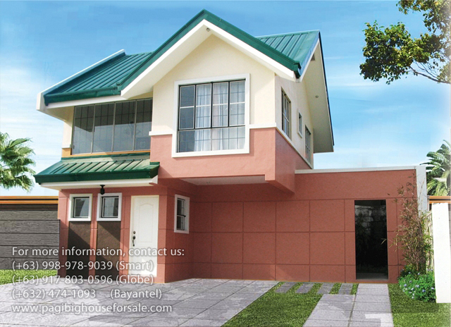 covina villas freya model cheap houses for sale imus cavite
