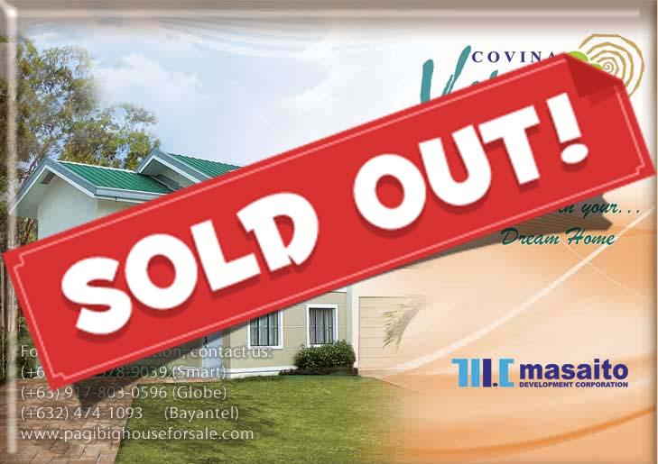 Lot For Sale at Covina Villas