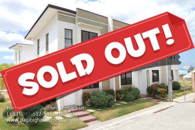 Springtown Villas Samantha – Pag-ibig Rent to Own Houses for Sale Tanza Cavite