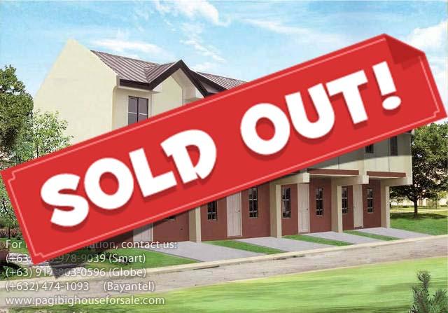 Fairgrounds Vallejo Place Bridgette Model - Cheap Houses for Sale Imus Cavite
