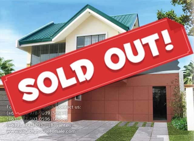 Covina Villas Freya Model - Cheap Houses for Sale Imus Cavite