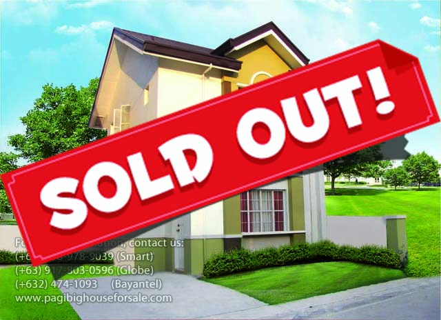 Fairgrounds Vallejo Place Charlene Model – Cheap Houses for Sale Imus Cavite