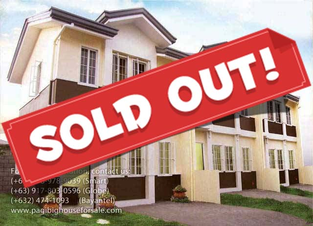 Vallejo Place Louise Model - Cheap Houses for Sale Imus Cavite