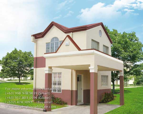 vallejo place bianca model cheap houses for sale imus