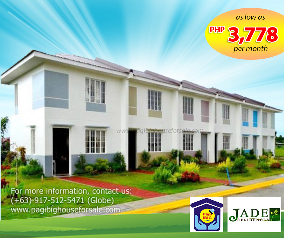 Cheap Rent For Houses: Pag-ibig Rent To Own Houses For Sale In Cavite Philippines