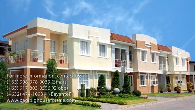 diana at lancaster new city pag ibig rent to own houses