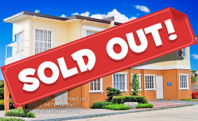 Catherine at Lancaster New City – Pag-ibig Rent to Own Houses Gen. Trias Cavite