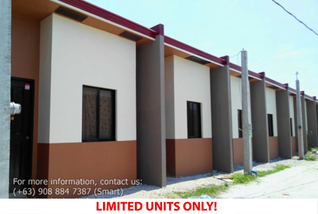 Rowhouses at Amaya Breeze – Cheap Houses for Sale in Tanza Cavite
