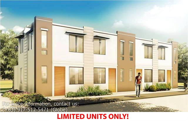 Casa Amaya Aina House Model – Pag-ibig Rent to Own Houses For Sale in Tanza Cavite