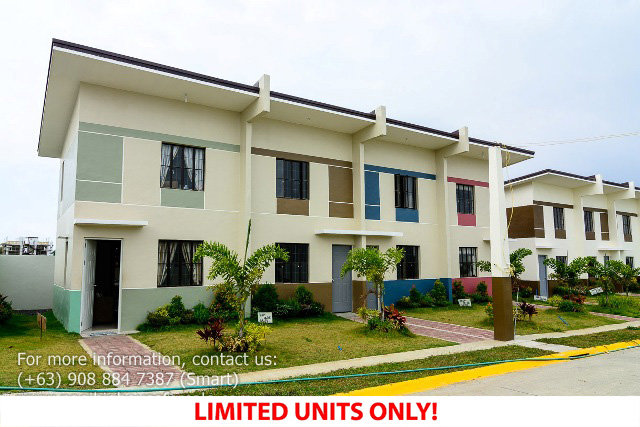 The Istana Tanza Maya House Model – Pag-ibig Rent to Own Houses for Sale Tanza Cavite