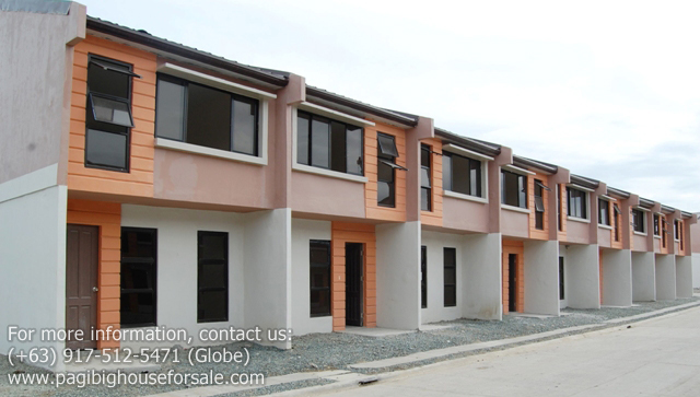 marseilles house model of deca homes pag ibig rent to
