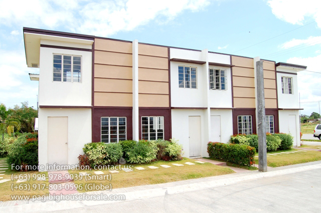 springtown villas sophia pag ibig rent to own houses for