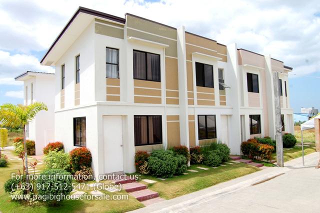 Springtown Villas Selena – Pag-ibig Rent to Own Houses for Sale Tanza Cavite