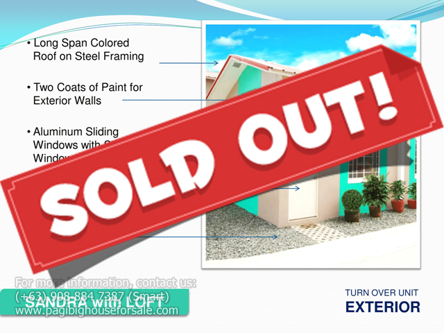 Wellington Residences Aliya – Pag-ibig Rent to Own Houses for Sale Tanza Cavite