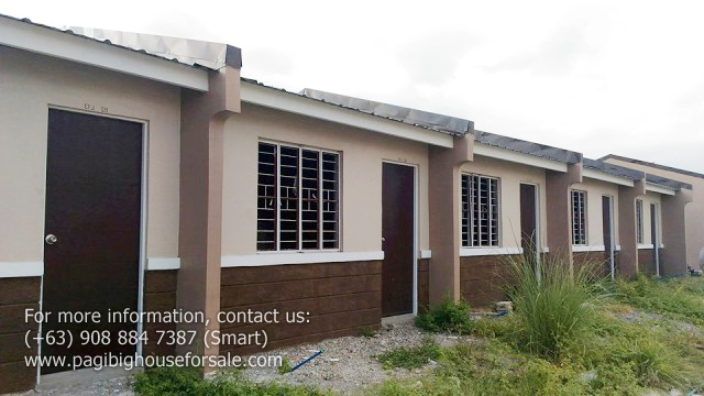 Pag ibig rent to own houses for sale in cavite philippines for Row houses for sale