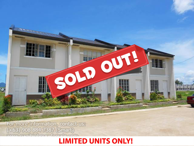 Villa Arcadia Townhouse - Pag-ibig Rent to Own Houses for Sale in Imus Cavite