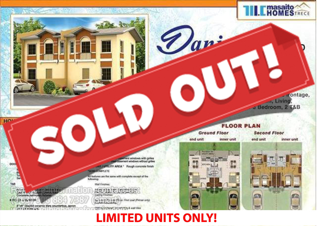 masaito-homes-trece-daniella-pag-ibig-rent-to-own-houses-trece-martires-cavite-exterior