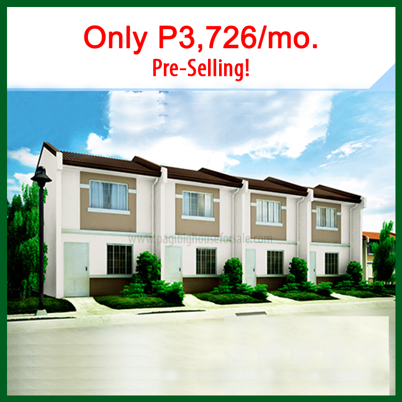 Pag-ibig Rent To Own Houses For Sale In