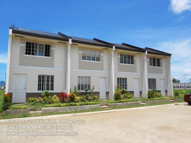 Pagibig House For Sale In Cavite Philippines