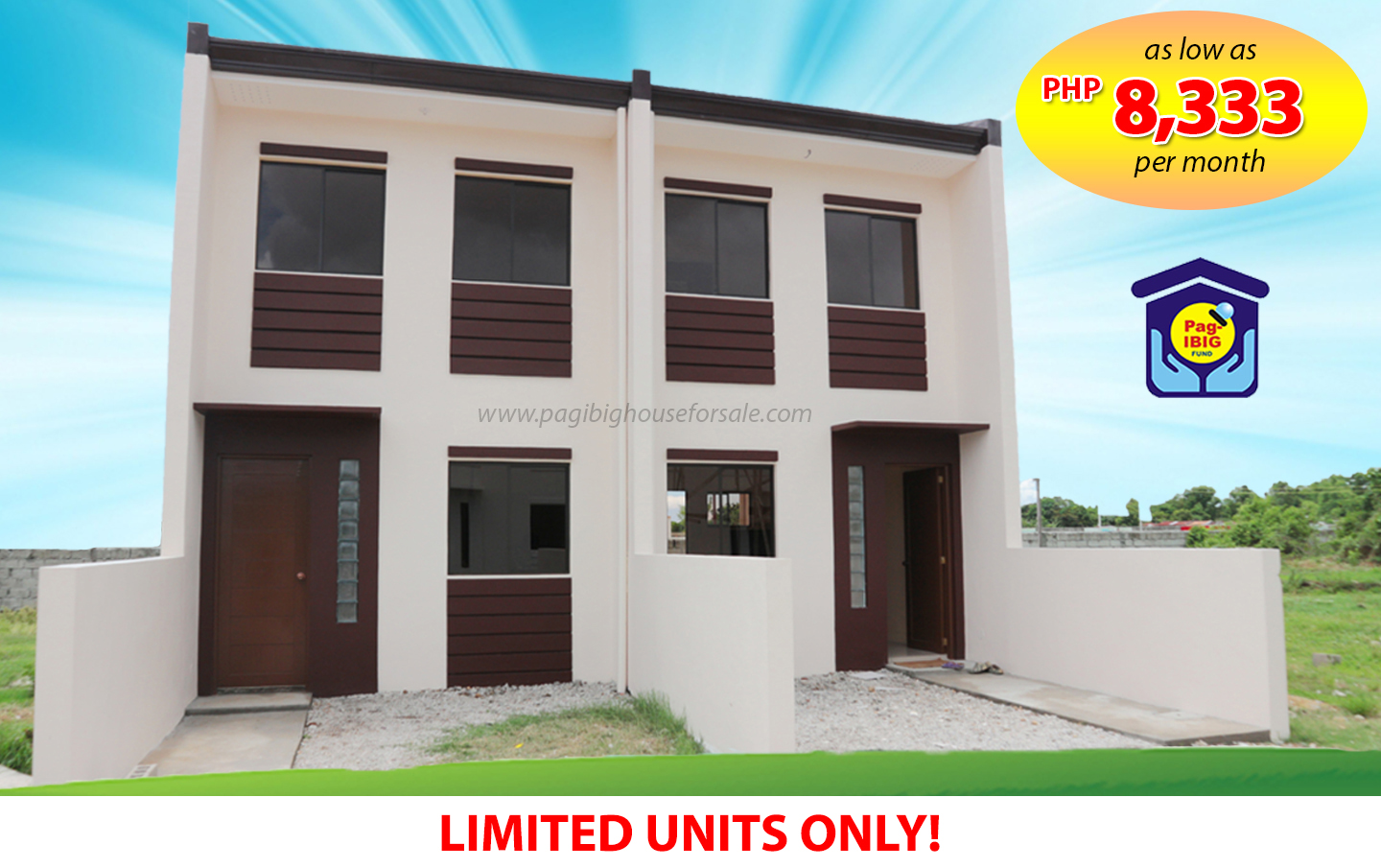 Beyond Homes – Pag-ibig Rent to Own Houses for Sale in Gen.Trias Cavite