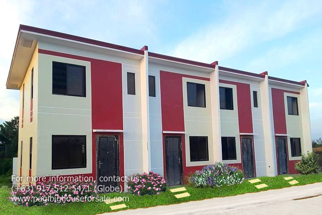 Northdale Villas Timalan - Pag-ibig Rent to Own Houses for Sale in Naic Cavite
