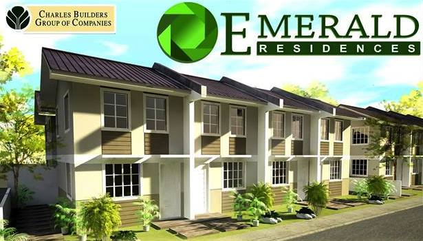 emerald-residences-pag-ibig-rent-to-own-houses-sale-tanza-cavite-facade