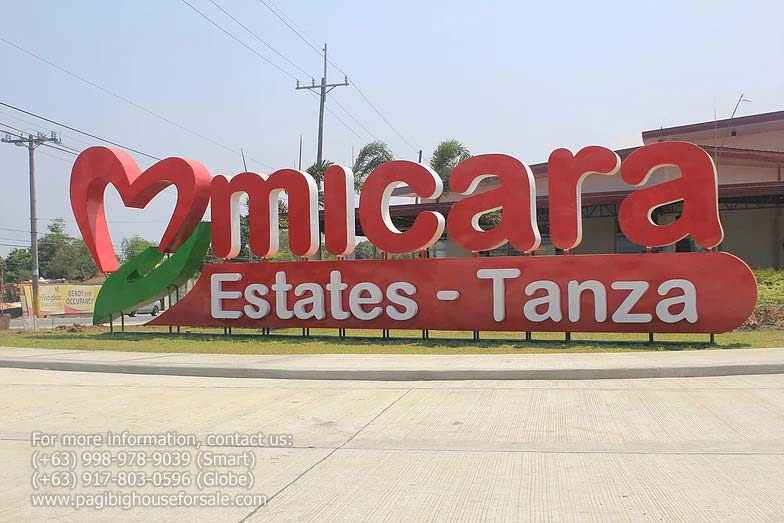 micara-estates-pag-ibig-rent-to-own-houses-for-sale-tanza-cavite-village-entrance